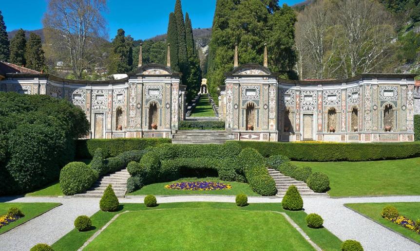 Villa D Este Castello