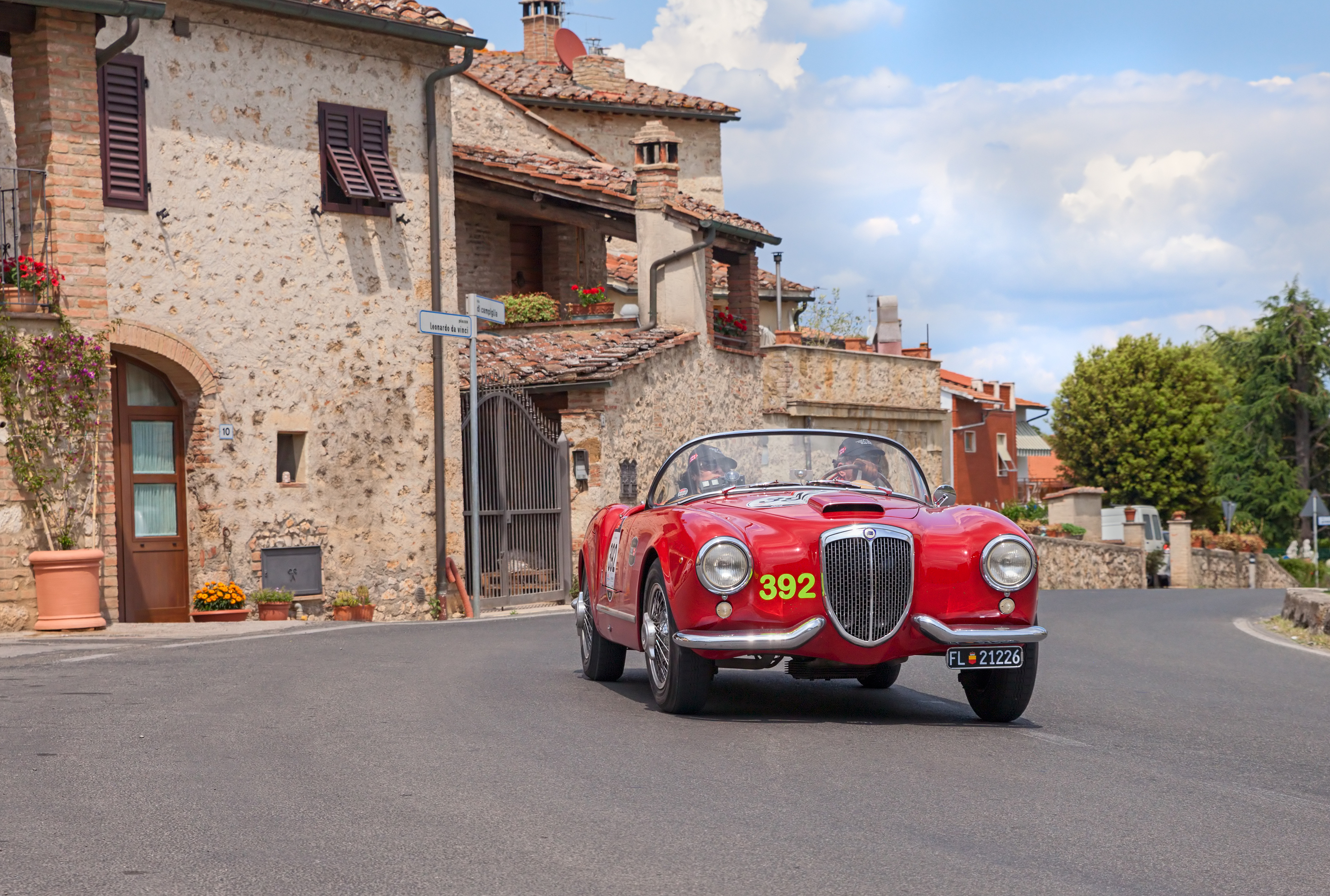 Renting Classic Cars In Italy