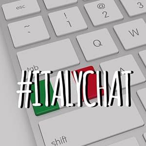 #ItalyChat