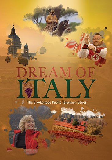 DVD Set: Dream of Italy Travel Series Season One