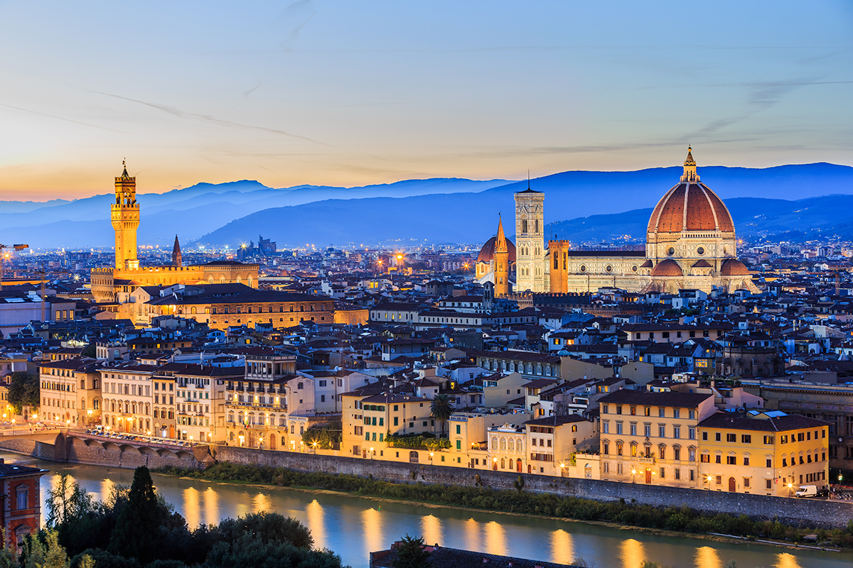 Florence dream of italy for Dream store firenze
