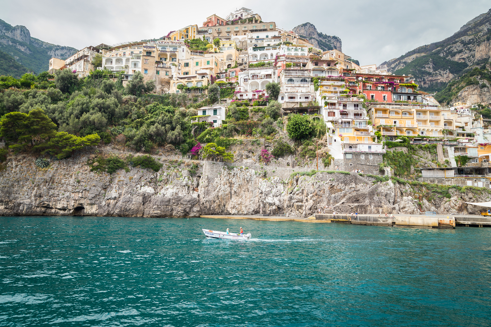 Positano Amalfi Coast Landing Of The Saracens Dream Of