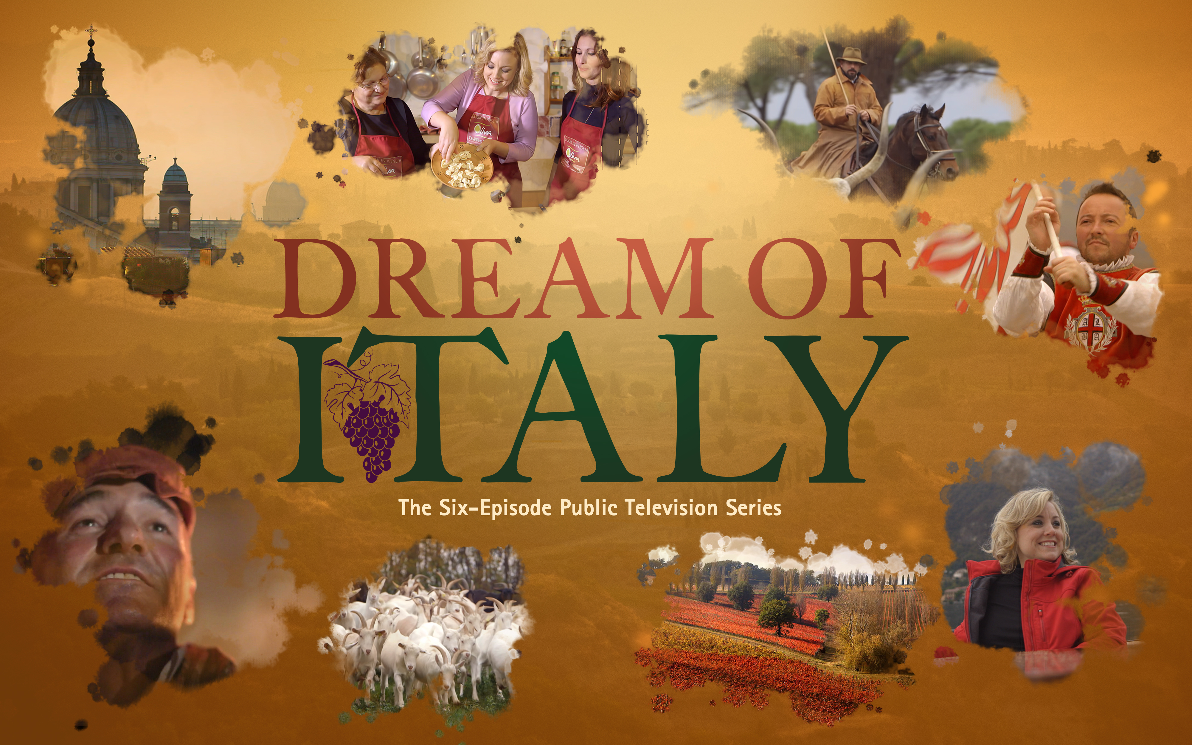Schedule Information Dream Of Italy Travel Series On Pbs