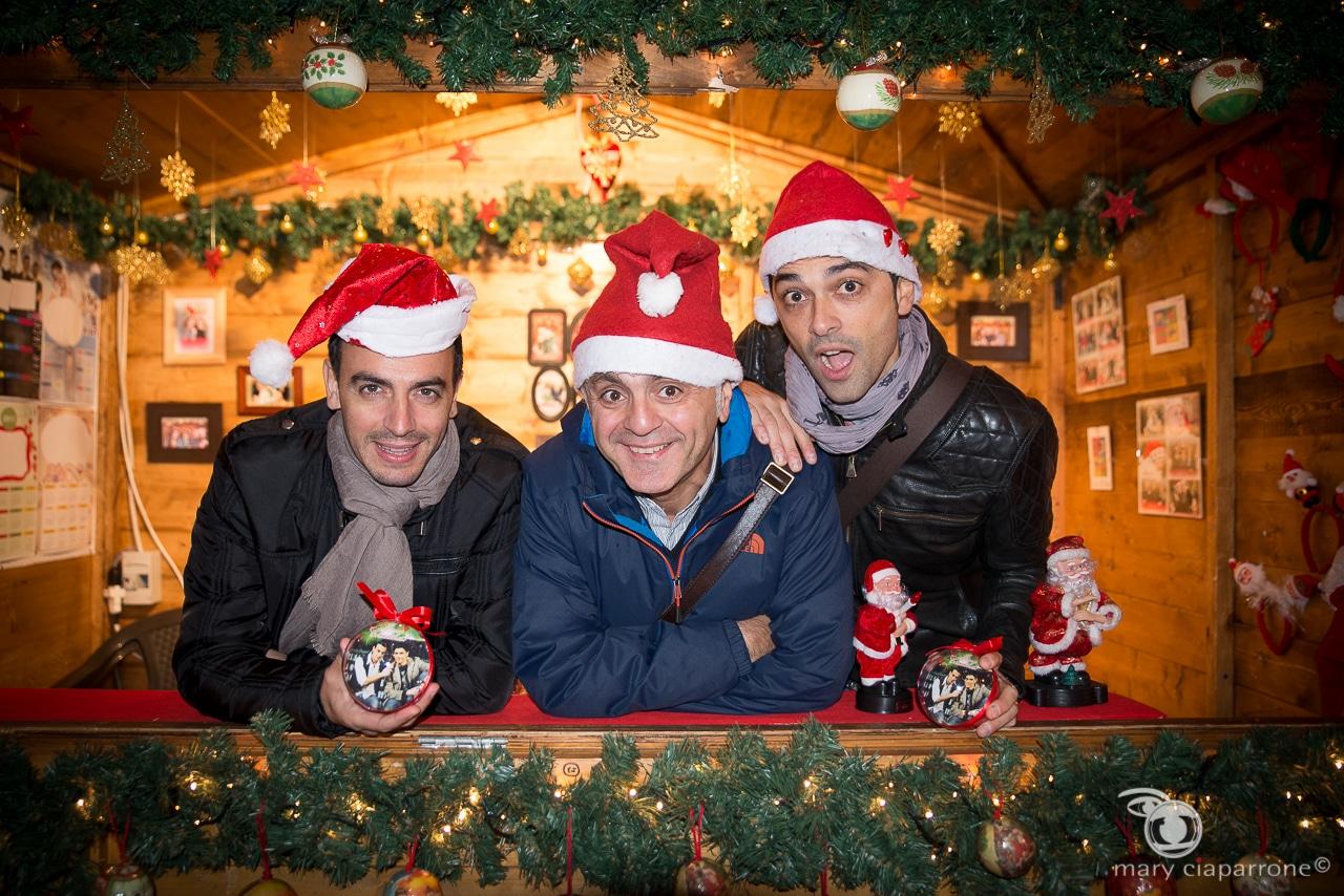 A Dream Of Christmas.Pontecagnano Christmas Market Dream Of Italy