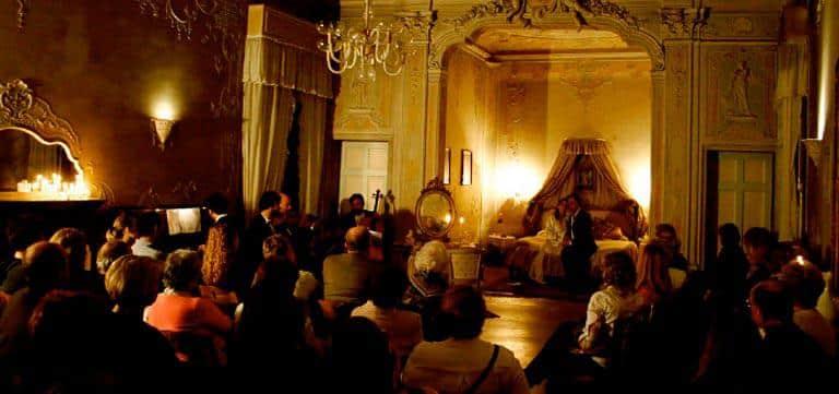 Venice: Musica a Palazzo: La Traviata - Dream of Italy